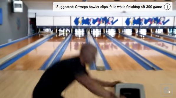 Bowler sets record by slinging perfect 300 game in less than 90 seconds