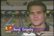 Benji Grigsby talks baseball and bowling